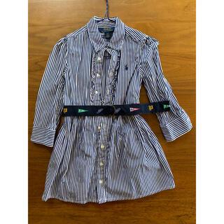 ラルフローレン(Ralph Lauren)のラルフローレン ワンピース 100 美品(ワンピース)