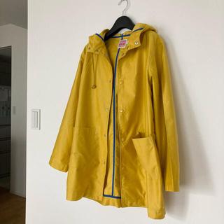 ビームスボーイ(BEAMS BOY)のBEAMS BOY<ビームスボーイ>フード付きジャケット 秋用コート Fサイズ(ブルゾン)