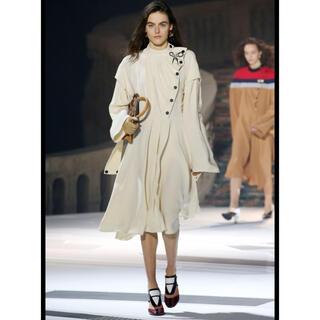 LOUIS VUITTON - ルイヴィトンフレアーロングワンピース Christian Dior、FENDI