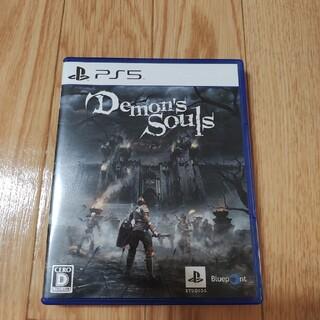 SONY - Demon's Souls PS5 デモンズソウル