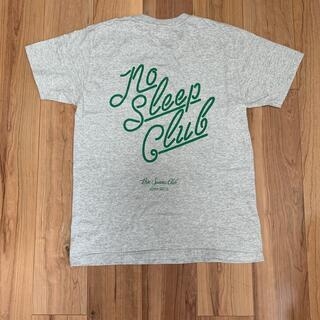 Tシャツ NO SLEEP CLUB