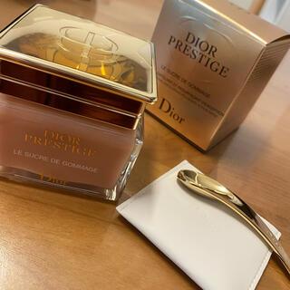 ディオール(Dior)のDIOR プレステージ ル ゴマージュ 洗顔料(ゴマージュ/ピーリング)