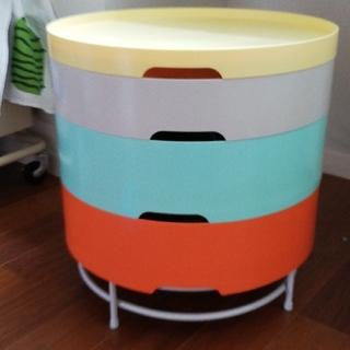 IKEA - イケア 収納テーブル PS2014 サイドテーブル
