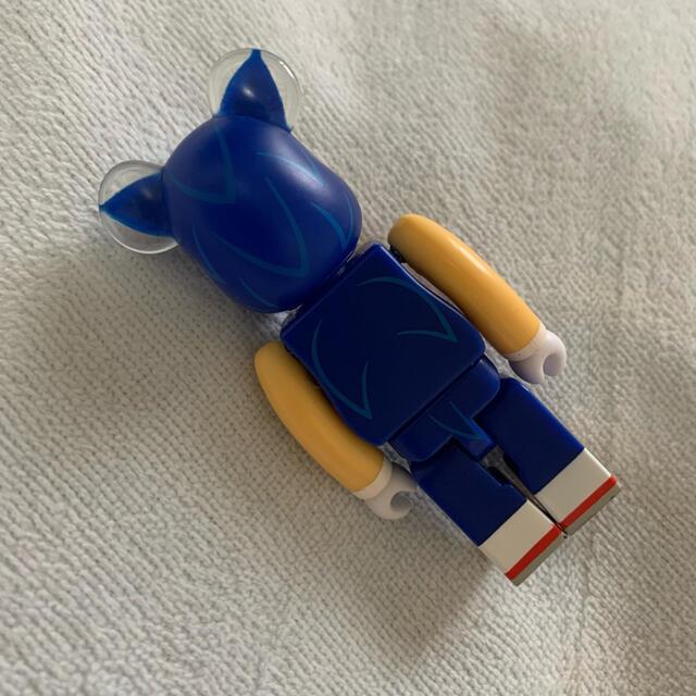 MEDICOM TOY(メディコムトイ)のベアブリックBE@RBRICK シリーズ 23 SONIC ソニック 100% エンタメ/ホビーのおもちゃ/ぬいぐるみ(キャラクターグッズ)の商品写真