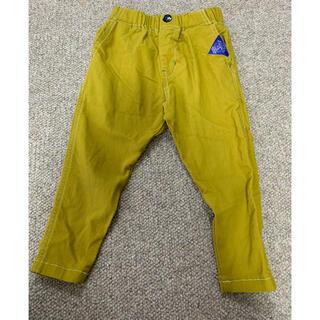 ブリーズ(BREEZE)のBREEZE長ズボン カラシ色サイズ100(パンツ/スパッツ)