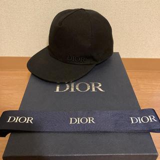 Christian Dior - 即完売品 Dior ディオール キャップ 帽子 Lサイズ 新品 直営店購入正規品