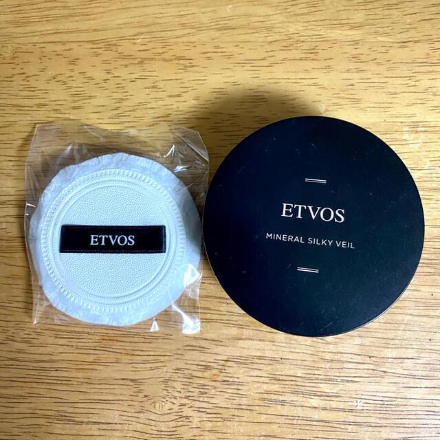 ETVOS(エトヴォス)のETVOS エトヴォス ミネラルシルキーベール コスメ/美容のベースメイク/化粧品(フェイスパウダー)の商品写真