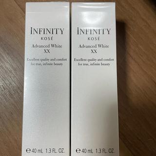 Infinity - インフィニティ美白美容液本体✖️2