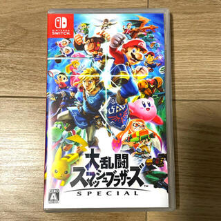 Nintendo Switch - 大乱闘スマッシュブラザーズ SPECIAL Nintendo Switch