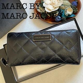 マークバイマークジェイコブス(MARC BY MARC JACOBS)のMARC BY MARC JACOBS ラウンドファスナー 長財布(財布)