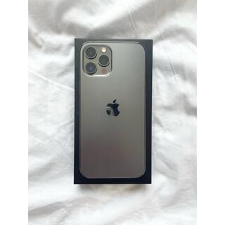 iPhone - iPhone 12 Pro Max/SIMフリー/グラファイト/128GB