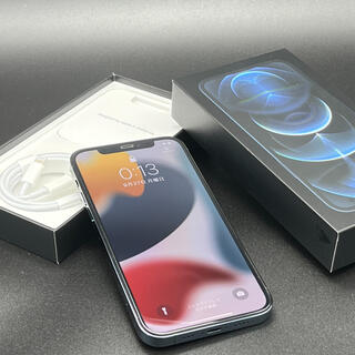 iPhone - iPhone12Pro 128GB  国内版SIMフリー パシフィックブルー