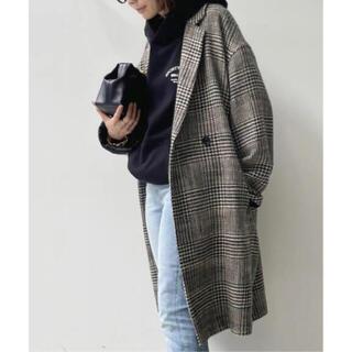 L'Appartement DEUXIEME CLASSE - L'Appartement アパルトモン Check W Coat