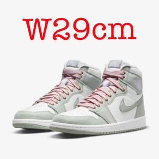 "NIKE - Nike Wmns Air Jordan 1 ""Seafoam"""