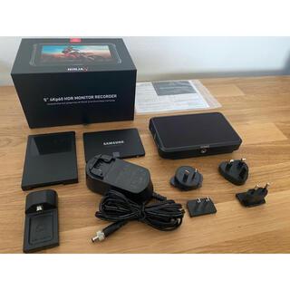 ATOMOS アトモス NINJA V 4K対応SSDレコーダー+SSD 1TB