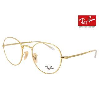 Ray-Ban - レイバン メガネ rb3582v 2500 Ray-Ban 眼鏡  Round