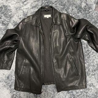 カルバンクライン(Calvin Klein)のカルバンクライン レザージャケット leather jacket(レザージャケット)