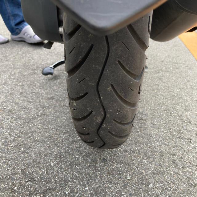 dio110 青 ディオ110 走行距離8500km 自賠責無し 自動車/バイクのバイク(車体)の商品写真