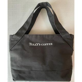 タリーズコーヒー(TULLY'S COFFEE)のTully's Coffee タリーズコーヒー トートバッグ 黒 2015 福袋(トートバッグ)