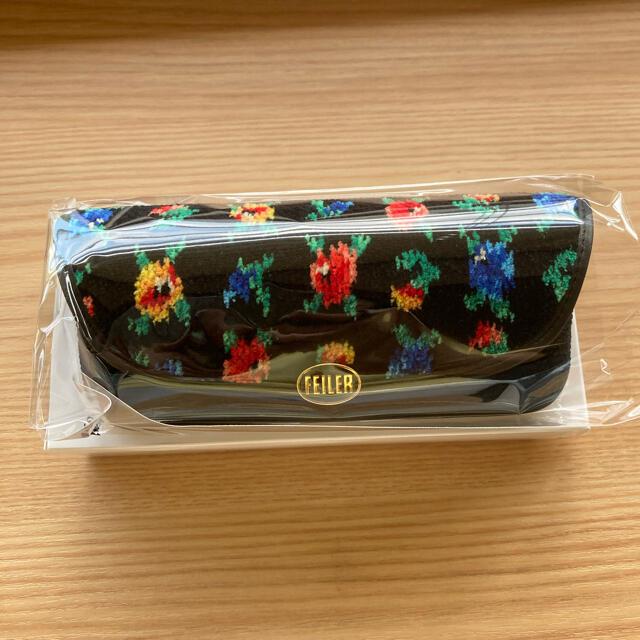 FEILER(フェイラー)のFEILER フェイラーメガネケース レディースのファッション小物(サングラス/メガネ)の商品写真