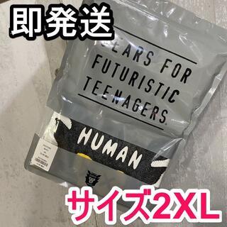 ヒューマンメイド KAWS × Human Made Tシャツ 2XL