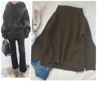 L'Appartement DEUXIEME CLASSE - 美品✨ドゥーズィエムクラス ニット 秋服 カシミヤ セーター カットソー ウール