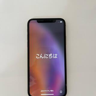 アップル(Apple)のiPhoneXS 256G Sim free / Apple store購入品(スマートフォン本体)