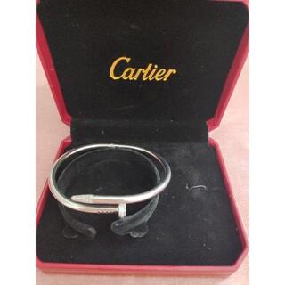 Cartier - ❀素敵!カルティエCartier ブレスレット 19cm 刻印 男女兼用
