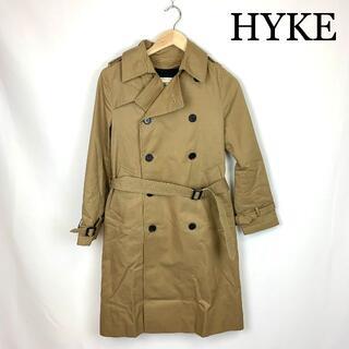 ハイク(HYKE)のHYKE ライナー付き トレンチコート(トレンチコート)