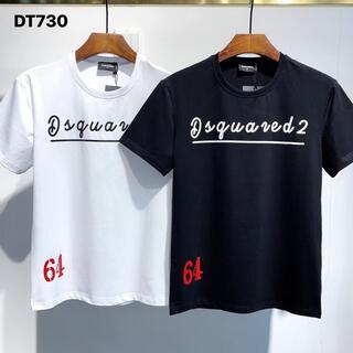 ディースクエアード(DSQUARED2)のDSQUARED2  DT730 2枚9100円 Tシャツ M-3XL(Tシャツ/カットソー(半袖/袖なし))