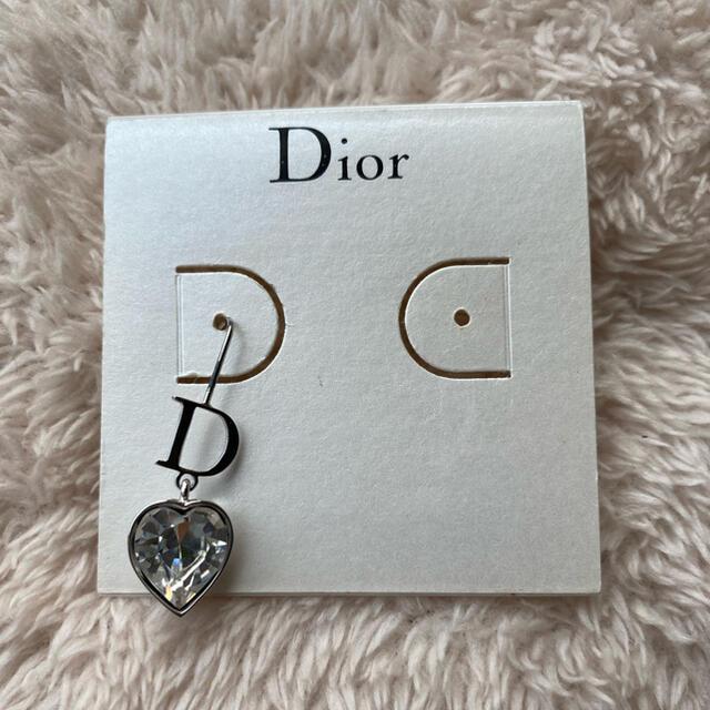 Dior(ディオール)のDior ピアス  片耳のみ レディースのアクセサリー(ピアス)の商品写真