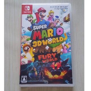 スーパーマリオ 3Dワールド switch ソフト