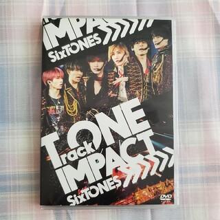 SixTONES TrackONE-IMPACT- 通常盤DVD