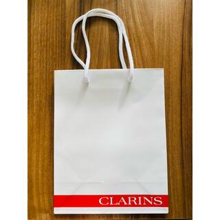 CLARINS - 【新品・未使用】クラランス CLARINS ショップ袋