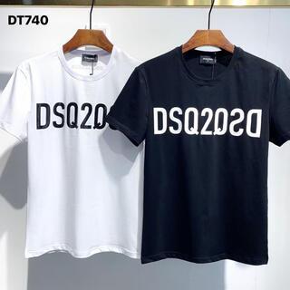 ディースクエアード(DSQUARED2)のDSQUARED2  DT740 2枚9100円 Tシャツ メンズM-3XL(Tシャツ/カットソー(半袖/袖なし))