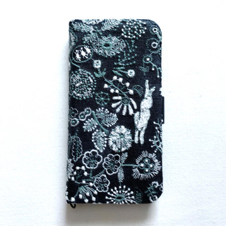 ミナペルホネン(mina perhonen)のiPhoneケース xs x ミナペルホネン  minaperhonen(iPhoneケース)