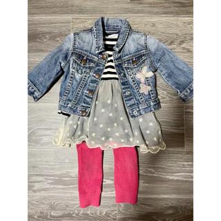 ブリーズ(BREEZE)の女の子用 子供服(80cm) セット販売(ワンピース)