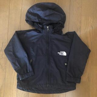 THE NORTH FACE - ノースフェイス コンパクトジャケット 100 ブラック