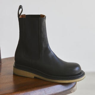 TODAYFUL - TODAYFUL leather Middle Boots 新品未使用