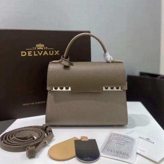 Drawer(ドゥロワー)のデルヴォー タンペート スモール レディースのバッグ(トートバッグ)の商品写真