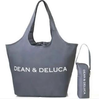 DEAN & DELUCA - DEAN&DELUCAレジかご買い物バック+保冷ボトルケース