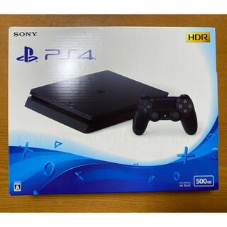 PlayStation4 - PlayStation4 プレステ4 本体 PS4 500GB ブラック