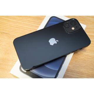 Apple - ★極美品 iPhone 12 mini ブラック 256GB SIMフリー