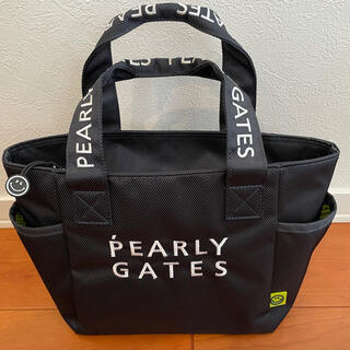 PEARLY GATES - 【PEARLY GATES】 定番 カート バッグ (UNISEX)