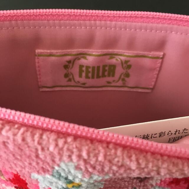 FEILER(フェイラー)のフェイラー  アナベラ ポーチ レディースのファッション小物(ポーチ)の商品写真