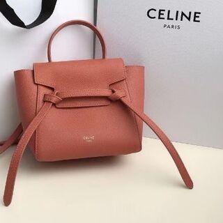 celine - Celine セリーヌ ベルトバック