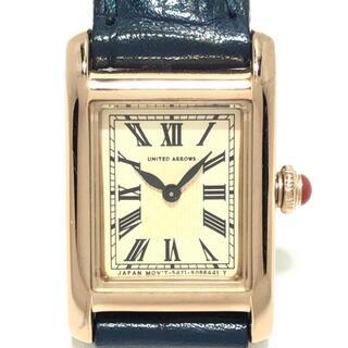 ユナイテッドアローズ(UNITED ARROWS)のアローズ 腕時計 - 5421-S058317(腕時計)