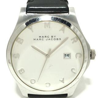 マークバイマークジェイコブス(MARC BY MARC JACOBS)のマークジェイコブス 腕時計 - MBM1214(その他)