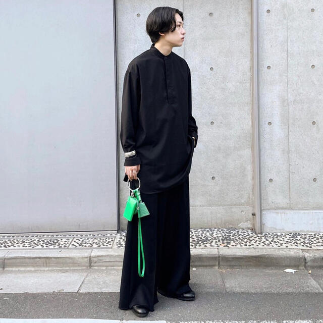 【maison special】 leather ring multi case メンズのバッグ(ショルダーバッグ)の商品写真