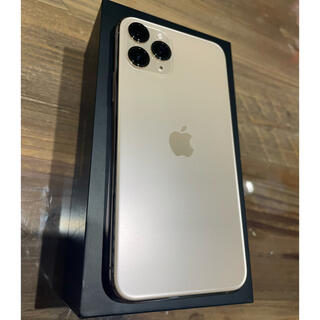 iPhone - 【美品】SIMフリー★iPhone11pro 256GB ゴールド★